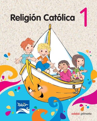 Religión Católica 1 Ep - 9788423671489