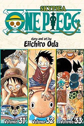 One Piece: Skypeia 31-32-33, Vol. 11 (Omnibus Edition) (One Piece (Omnibus Edition)) by Eiichiro Oda (2015-02-03)