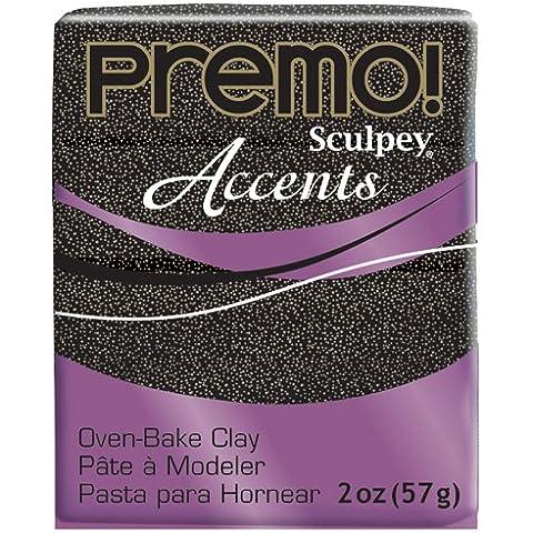 Sculpey Premo! 5540 - Creta 56 g Accents Glitter Twinkle Twinkle