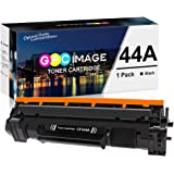 GPC Image 44A Cartuchos de tóner Compatible para HP CF244A 44A con Chip (1 Negro) para HP Laserjet Pro M15a, M15w, MFP M28a,