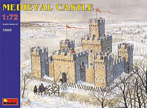 miniart-72005-modellino-castello-medioevale