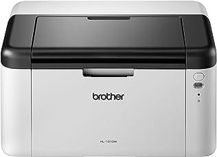 Brother HL-1210W Stampante Laser Mono Wireless, Bianco