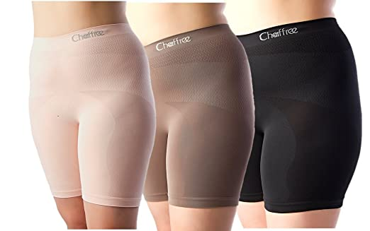 61mgHEQU88L._UX522_ chaffree women anti chafing knickers boxers mixed coloured,Womens Underwear To Stop Chafing