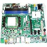 HP 573400-001 Motherboard refacción para notebook - Componente para ordenador portátil (Placa base, HP, Verde)