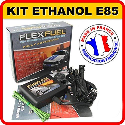 Kit Ethanol E85 4-cylindres pour: Renault, Peugeut, Citroen, Ford, BMW, Audi. (Connecteurs Bosch EV6)
