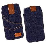 OZBO Tasche Jeans Lift 3XL blau 153x78x9mm (239571)