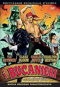 I bucanieri(nuova edizione rimasterizzata)