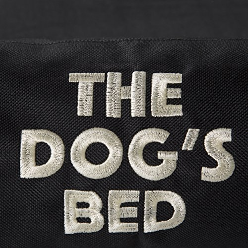 Image of The Dog's Bed, Premium S/M/L/XL Waterproof Dog & Puppy Beds in Many Colours, Finest Quality Durable Oxford Material & Designed for Doggie Comfort, True Size Medium 80 x 60cm & 1.8kg, Machine Washable Cover, Comfortable Bed & Boarding Kennel Favourite, Happy Hound = Happy Home:)