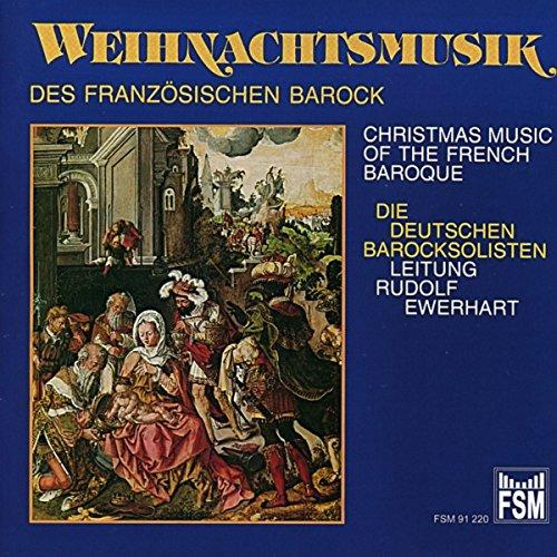 Weihnachtsmusik des Französischen Barock