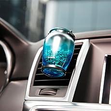 BASEUS Car Air Outlet Aromatherapy Stone Perfume Car Air Fresher Kit (Blue)