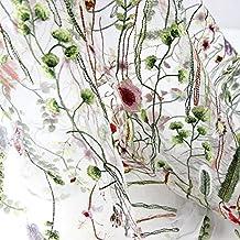 Basong 1 x 1,5 m Tela de Encaje Bordado, bordado vestido de encaje