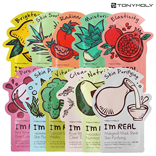 I' m Real Mask Sheet Pack Of 11
