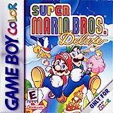 GameBoy Color - Super Mario Bros. Deluxe