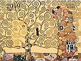 """'Calendrier de mur 2019""""Klimt–40x 30cm (gm803)"""