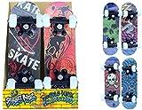 KandyToys - Skate per bambini agli inizi, 41,91 cm