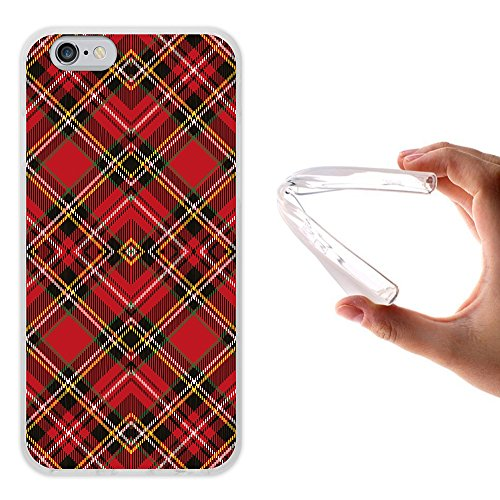 iPhone 6 6S Hülle, WoowCase Handyhülle Silikon für [ iPhone 6 6S ] Dinosaurier Handytasche Handy Cover Case Schutzhülle Flexible TPU - Transparent Housse Gel iPhone 6 6S Transparent D0536