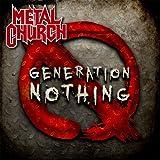 Metal Church: Generation Nothing (Audio CD)