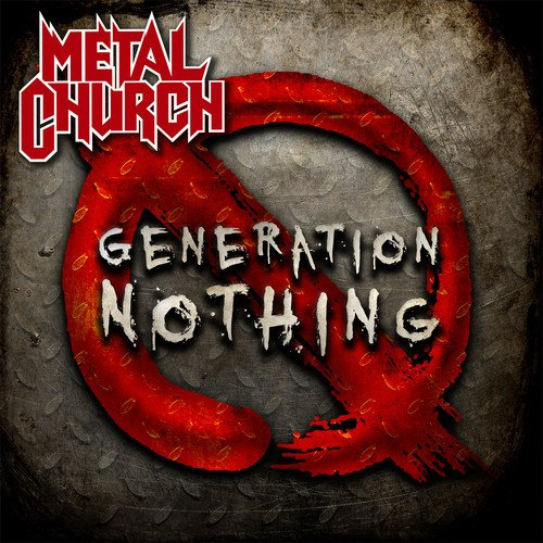 Metal Church: Generation Nothing (Audio CD)