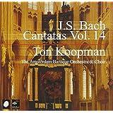 J. S. Bach: Cantatas, Vol 14