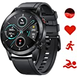 Honor Magic Watch 2 Smartwatch,GPS 5ATM Impermeabile Orologio Bluetooth Smart Monitor di Frequenza Cardiaca, Stress e Spo2,Sm