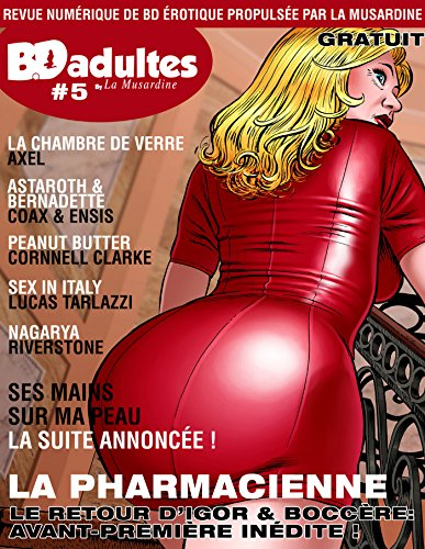 BD-adultes, revue numrique de BD rotique #5