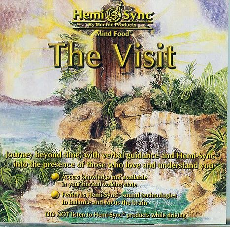Preisvergleich Produktbild Mind Food - The Visit - Journey beyond time,with verbal guidance and Hemi-Sync,into the presence of those who love and understand you - incorporates verbal guidance and/or sound effects plus specially blended Hemi-Sync [Audio-CD]