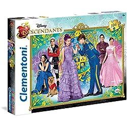 Clementoni - Puzzle, diseño Los Descendientes, 104 Piezas (279357)