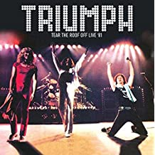 Tear the Roof Off, Live in '81 [Import allemand]