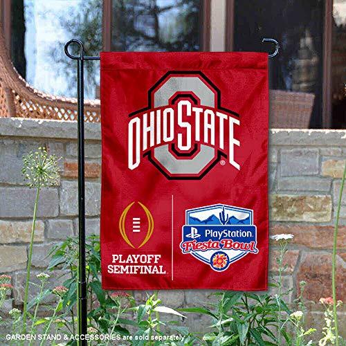Ohio State University Buckeyes 2016Halbfinale Fiesta Schüssel Garten Flagge