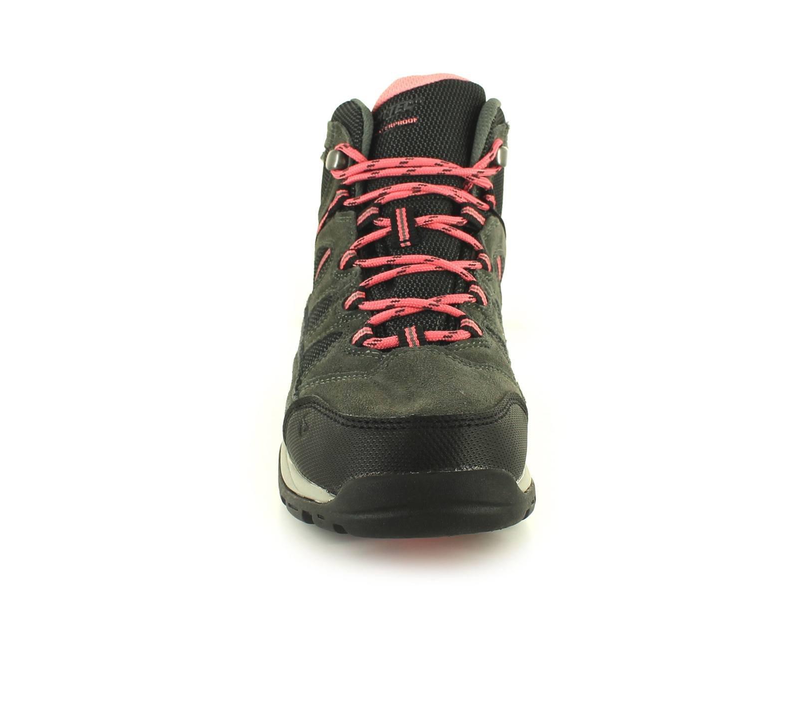 61mhYZF3iBL - Hi-Tec Bandera II Mid WP Women's Walking Shoes