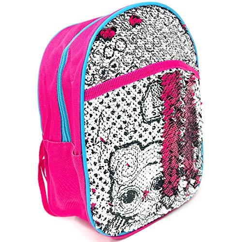 Zaino scuola bambino Paillettes Zaino Ragazza Zaino Lol Surprise Backpack 26cm (420057)