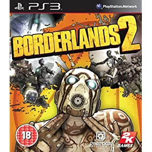 Borderlands 2 (PS3) [UK Import]