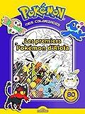 Mes coloriages Pokémon - Les premiers Pokémon d'Alola...