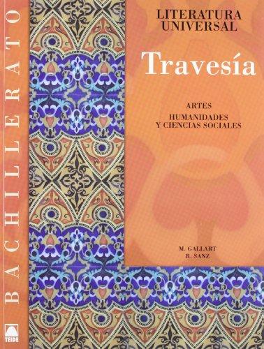 Travesía. Literatura universal - Bachillerato (ed. 2012)