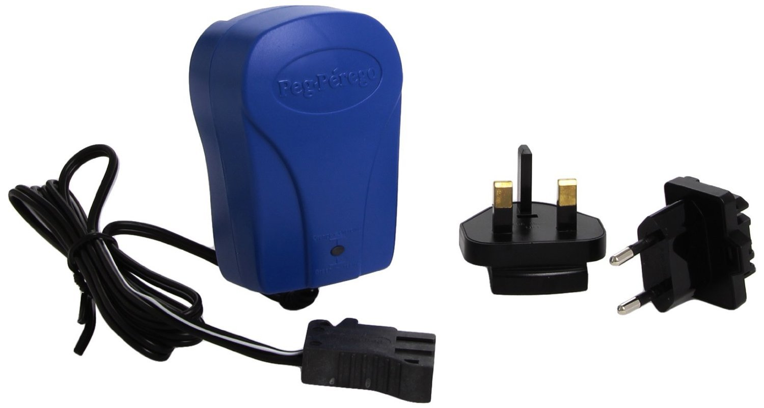 Peg Perego S.p.A Y/CB0302 - 12 V Charger for Battery,Vehicles Peg Perego USA  1