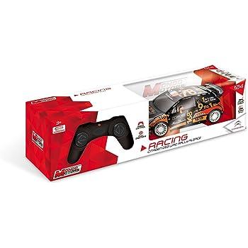 Mondo Motors 63114 - Véhicule Miniature Radiocommandé - Citroen DS3 WRC R/C - Modèle aléatoire