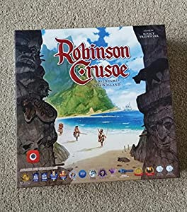 Robinson Crusoe Adventures on the Cursed Island 2nd Edition With Many Expansions