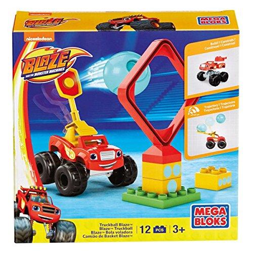 Mega Bloks  - Monster Truck Collection Blaze y los Monster Machines