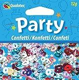 Qualatex - Confetti 50 Ans Multicolore 12Grs