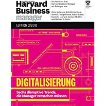 Harvard Business Manager Edition 3/2018: Digitalisierung
