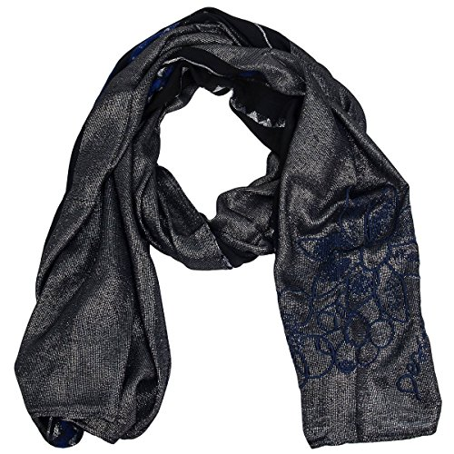 DESIGUAL Halstuch Pashmina Tuch FOULARD SLIM RECTANGLE PIXIE 71W9GC6