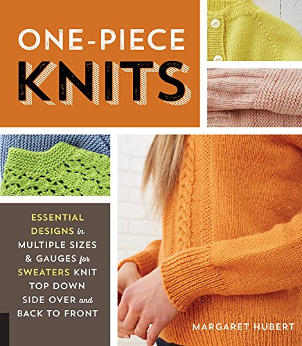One-Piece Knits (Knit Front Sweater)