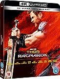 Thor Ragnarok 4K Ultra HD + Blu Ray Limited Edition Steelbook / Import / Region Free