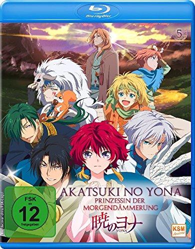 Akatsuki No Yona – Prinzessin der Morgendämmerung – Volume 5 (Episoden 21-24) [Blu-ray]