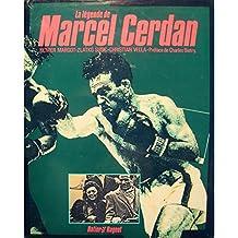 MARGOT/SUSIC/VELLA la legende de Marcel Cerdan 1987 HATIER Biographie Boxe Piaf++
