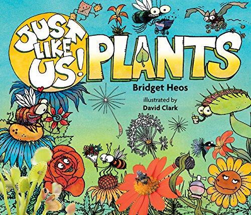 Just Like Us! Plants (English Edition)