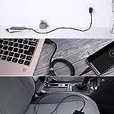 AUKEY Cable USB C a USB A 3.0 (1m x 3) Cable USB Tipo C de Carga y Sincronización para Samsung Galaxy S9+/S9/S8+/S8, MacBook Pro 2016, HUAWEI P10 usw. - Negro