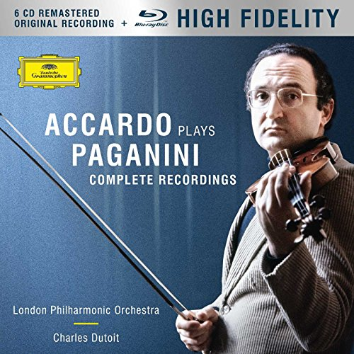 Accardo Plays Paganini (Ltd.Edt.)