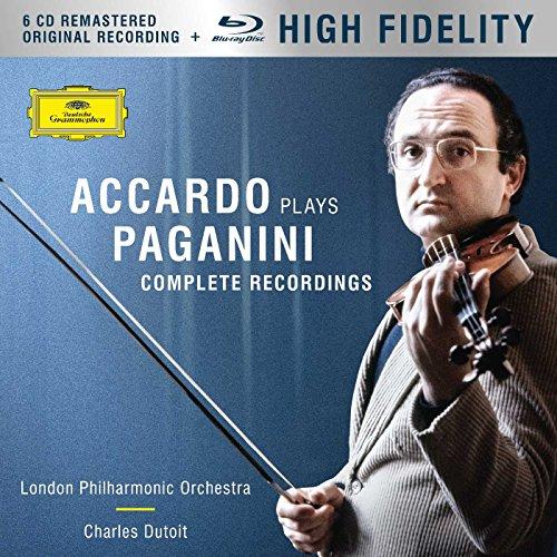Accardo Plays...