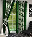 GeoNature Polyester Window Green Kolaver...